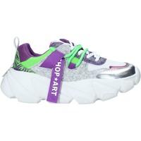 Παπούτσια Γυναίκα Χαμηλά Sneakers Shop Art SA050143 Βιολέτα