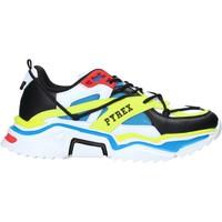 Παπούτσια Γυναίκα Χαμηλά Sneakers Pyrex PY050143 Μαύρος