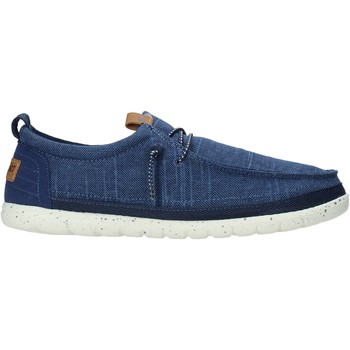 Παπούτσια Άνδρας Μοκασσίνια Wrangler WM11141A Μπλε