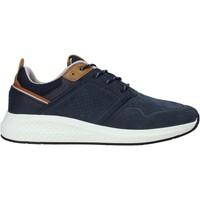 Παπούτσια Άνδρας Χαμηλά Sneakers Wrangler WM11071A Μπλε