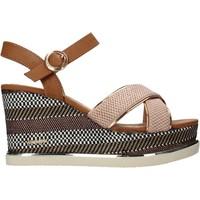 Παπούτσια Γυναίκα Σανδάλια / Πέδιλα Wrangler WL11673A Ροζ