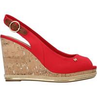 Παπούτσια Γυναίκα Σανδάλια / Πέδιλα Wrangler WL11651A το κόκκινο