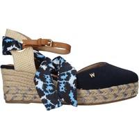 Παπούτσια Γυναίκα Σανδάλια / Πέδιλα Wrangler WL11611A Μπλε