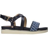 Παπούτσια Γυναίκα Σανδάλια / Πέδιλα Wrangler WL11702A Μπλε