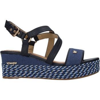 Παπούτσια Γυναίκα Σανδάλια / Πέδιλα Wrangler WL11690A Μπλε