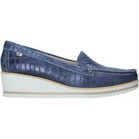 Παπούτσια Γυναίκα Μοκασσίνια Valleverde 11451 Μπλε