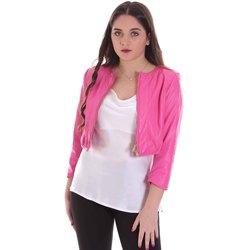 Υφασμάτινα Γυναίκα Σακάκια Cristinaeffe 0303 2348 Ροζ