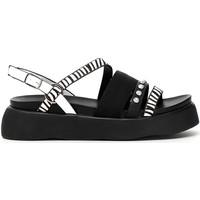 Παπούτσια Γυναίκα Σανδάλια / Πέδιλα Café Noir HL9370 Μαύρος