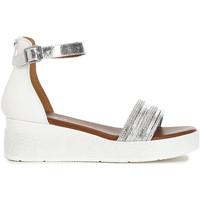 Παπούτσια Γυναίκα Σανδάλια / Πέδιλα Café Noir XA9209 λευκό