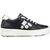 Παπούτσια Γυναίκα Χαμηλά Sneakers Apepazza S1SLY11/DIA Μαύρος