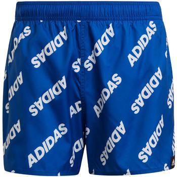 Υφασμάτινα Άνδρας Μαγιώ / shorts για την παραλία adidas Originals GQ1118 Μπλε
