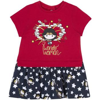 Υφασμάτινα Κορίτσι Φορέματα Chicco 09003951000000 το κόκκινο