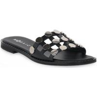 Παπούτσια Γυναίκα Τσόκαρα Mosaic NERO 500 Nero