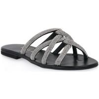Παπούτσια Γυναίκα Τσόκαρα Mosaic IMPRESS Nero