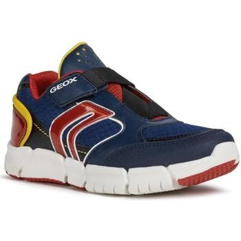 Παπούτσια Αγόρι Χαμηλά Sneakers Geox J Flexyper Boy MultiColor