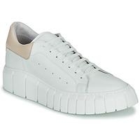 Παπούτσια Γυναίκα Χαμηλά Sneakers Sweet Lemon PLANTO Άσπρο / Beige