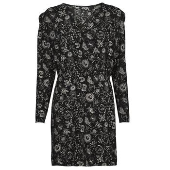 Υφασμάτινα Γυναίκα Κοντά Φορέματα Ikks KIMEO Black