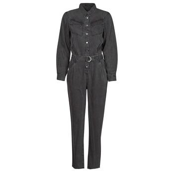 Υφασμάτινα Γυναίκα Ολόσωμες φόρμες / σαλοπέτες Ikks MAID Grey