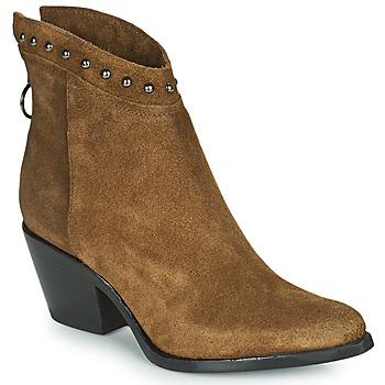 Παπούτσια Γυναίκα Μποτίνια Mjus TEP Taupe