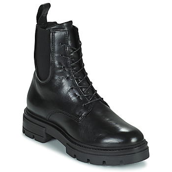 Παπούτσια Γυναίκα Μπότες Mjus BEATRIX LACE Black