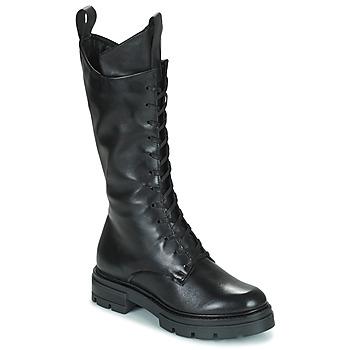 Παπούτσια Γυναίκα Μπότες για την πόλη Mjus BEATRIX HIGH Black