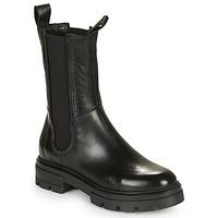 Παπούτσια Γυναίκα Μπότες Mjus BEATRIX CHELS Black