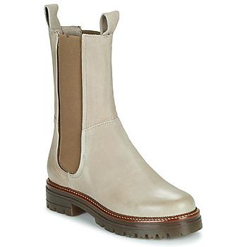 Παπούτσια Γυναίκα Μπότες Mjus DOBLE CHELS Beige