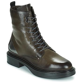 Παπούτσια Γυναίκα Μπότες Mjus MORGANA LACE Grey / Fonce