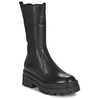 Παπούτσια Γυναίκα Μπότες για την πόλη Mjus LATERAL Black