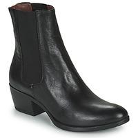 Παπούτσια Γυναίκα Μποτίνια Mjus DALLAS Black