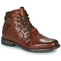 Παπούτσια Άνδρας Μπότες Bugatti SATURINO Brown