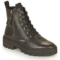 Παπούτσια Γυναίκα Μπότες Palladium Manufacture CULT 04 NAP Black