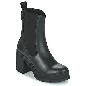 Παπούτσια Γυναίκα Μποτίνια Palladium Manufacture MONA 02 NAP Black