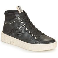 Παπούτσια Γυναίκα Ψηλά Sneakers Palladium Manufacture TEMPO 03 SYN Black