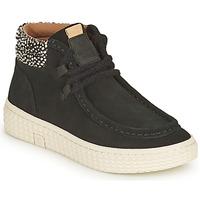 Παπούτσια Γυναίκα Ψηλά Sneakers Palladium Manufacture TEMPO 10 SUD Black