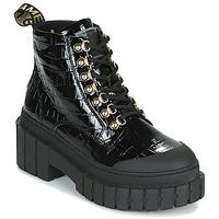 Παπούτσια Γυναίκα Μπότες No Name KROSS LOW BOOTS Black