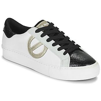 Παπούτσια Γυναίκα Χαμηλά Sneakers No Name ARCADE SIDE Άσπρο / Black
