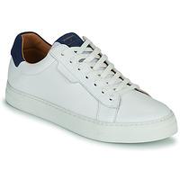 Παπούτσια Άνδρας Χαμηλά Sneakers Schmoove SPARK CLAY Άσπρο