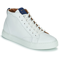 Παπούτσια Άνδρας Ψηλά Sneakers Schmoove SPARK MID Άσπρο