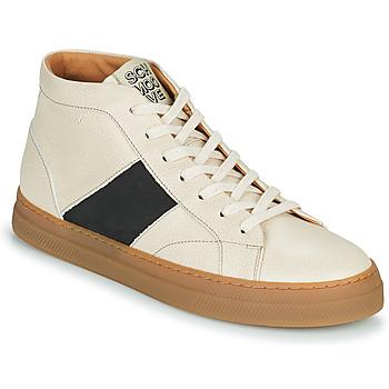 Ψηλά Sneakers Schmoove SPARK LOW BOOTS ΣΤΕΛΕΧΟΣ: Δέρμα αγελάδας & ΕΠΕΝΔΥΣΗ: Δέρμα / ύφασμα & ΕΣ. ΣΟΛΑ: Δέρμα & ΕΞ. ΣΟΛΑ: Καουτσούκ