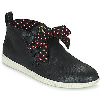 Παπούτσια Γυναίκα Ψηλά Sneakers Armistice STONE MID CUT W Black