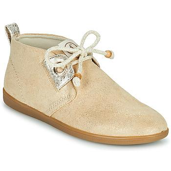 Παπούτσια Γυναίκα Ψηλά Sneakers Armistice STONE MID CUT W Beige