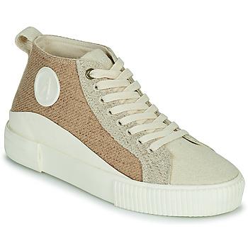 Παπούτσια Γυναίκα Ψηλά Sneakers Armistice FOXY MID LACE W Beige