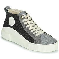 Παπούτσια Γυναίκα Ψηλά Sneakers Armistice FOXY MID LACE W Black
