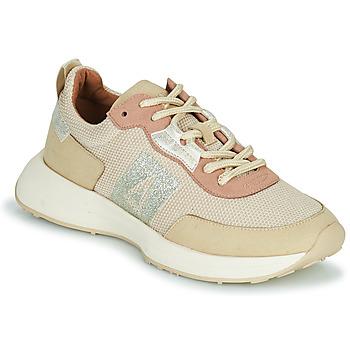 Παπούτσια Γυναίκα Χαμηλά Sneakers Armistice MOON ONE W Beige / Ροζ