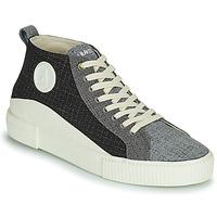 Παπούτσια Άνδρας Ψηλά Sneakers Armistice FOXY MID LACE M Black