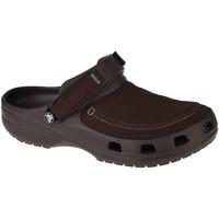 Παπούτσια Άνδρας Σαμπό Crocs Classic Yukon Vista II Clog Marron
