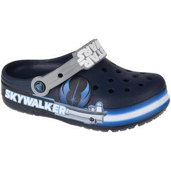 Παπούτσια Παιδί Σαμπό Crocs Fun Lab Luke Skywalker Lights K Clog Bleu marine
