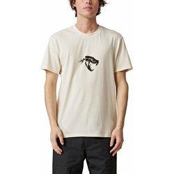 Υφασμάτινα Άνδρας T-shirt με κοντά μανίκια Globe T-shirt  Dion Agius Hollow beige
