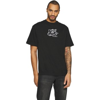 T-shirt με κοντά μανίκια Fubu T-shirt Script